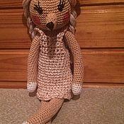 Мягкие игрушки ручной работы. Ярмарка Мастеров - ручная работа Крыса амигуруми. Handmade.