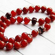 Фен-шуй и эзотерика handmade. Livemaster - original item Rosary Stone flower of agate. Handmade.