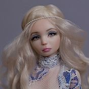 Куклы и игрушки handmade. Livemaster - original item Porcelain bjd doll Liza, ooak art doll, beautiful doll. Handmade.