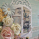 Открытки на все случаи жизни ручной работы. Ярмарка Мастеров - ручная работа. Купить Открытка ручной работы. Handmade. Скрапбукинг, цветы