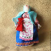 """Куклы и игрушки ручной работы. Ярмарка Мастеров - ручная работа Кукла-оберег """"Успешница"""". Handmade."""