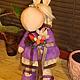 Куклы Тильды ручной работы. Ярмарка Мастеров - ручная работа. Купить интерьерные куклы. Handmade. Голубой, кукла Тильда, подарок