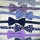 Галстуки, бабочки ручной работы. Ярмарка Мастеров - ручная работа. Купить галстук-бабочка. Handmade. Галстук-бабочка, аксессуары