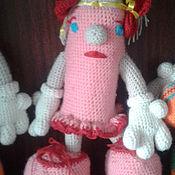 Мягкие игрушки ручной работы. Ярмарка Мастеров - ручная работа Мягкие игрушки: серия: малыши-карандаши. Handmade.