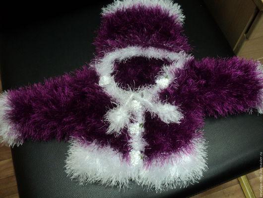 Верхняя одежда ручной работы. Ярмарка Мастеров - ручная работа. Купить Детская курточка из травки.одежда ,детская одежда,травка. Handmade.