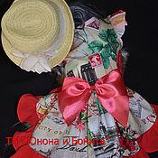 """Для домашних животных, ручной работы. Ярмарка Мастеров - ручная работа Платье """"Париж весной"""". Handmade."""