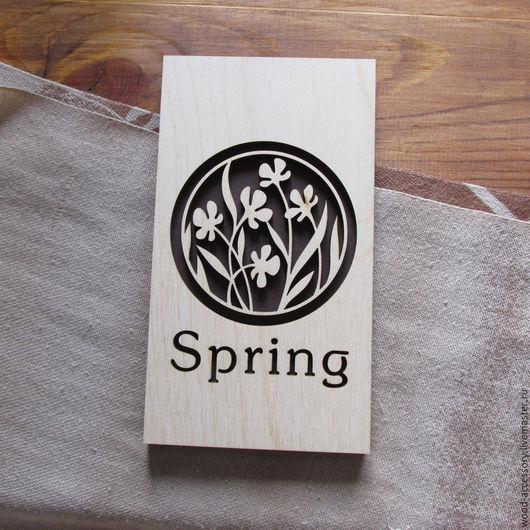 """Блокноты ручной работы. Ярмарка Мастеров - ручная работа. Купить Эко-блокнот """"Spring"""". Handmade. Купить блокнот, блокнот в подарок"""