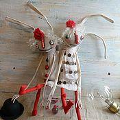 Куклы и игрушки ручной работы. Ярмарка Мастеров - ручная работа Сестры Дурикас. Handmade.