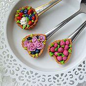 Для дома и интерьера handmade. Livemaster - original item Delicious spoons