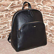 Сумки и аксессуары handmade. Livemaster - original item Model 15 genuine leather Backpack.. Handmade.