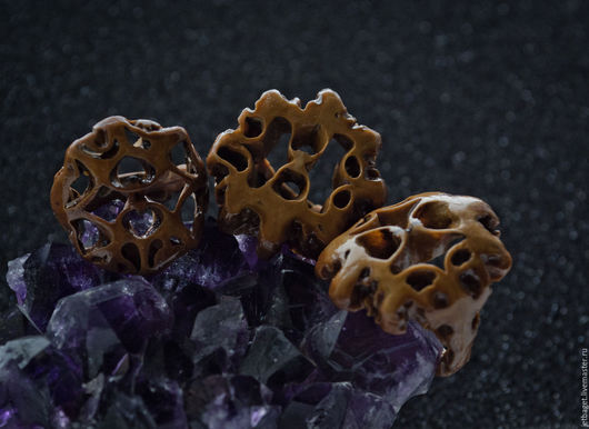 """Кольца ручной работы. Ярмарка Мастеров - ручная работа. Купить Кольцо """"Аскет"""" (маньчжурский орех). Handmade. Кольцо, маньчжурский орех"""