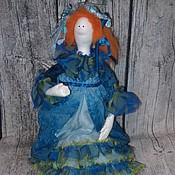 Куклы и игрушки ручной работы. Ярмарка Мастеров - ручная работа Коллекционная кукла ручной работы. Текстильная кукла. Handmade.
