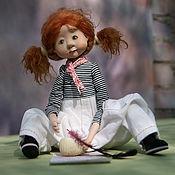 Куклы и игрушки ручной работы. Ярмарка Мастеров - ручная работа Письмо морю. Handmade.