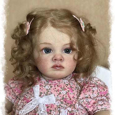 Куклы и игрушки ручной работы. Ярмарка Мастеров - ручная работа Кукла реборн Tutti-3 (Тутти) by Natali Blick. Handmade.