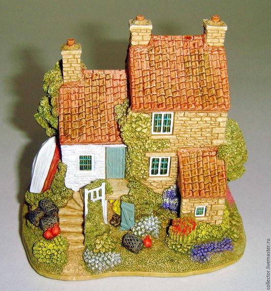 """Винтажные сувениры. Ярмарка Мастеров - ручная работа. Купить Коллекционный домик Lilliput Lane """"Fruits of the sea"""". Handmade."""