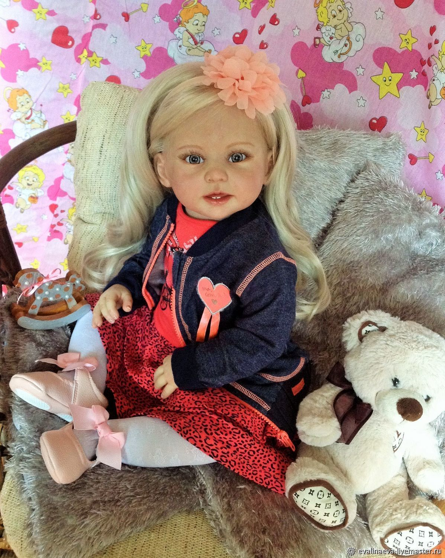 Кукла-реборн(Bonnie by Linda Murray), Куклы Reborn, Краснодар,  Фото №1