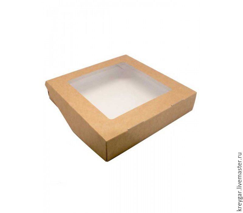 Коробка для пряников, Материалы для творчества, Санкт-Петербург, Фото №1