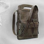 Сумки и аксессуары handmade. Livemaster - original item Bag mens. Handmade.