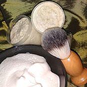Мыло для бритья ручной работы. Ярмарка Мастеров - ручная работа Мыло для бритья. Handmade.
