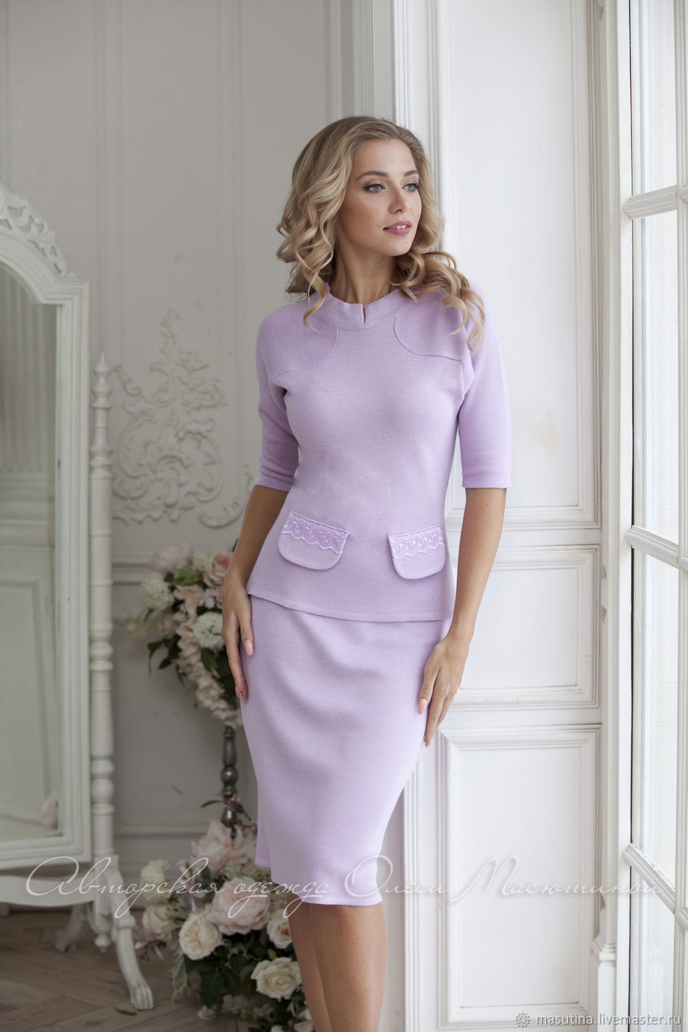 The suit is 'Blooming lilac', Suits, St. Petersburg,  Фото №1
