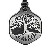 Украшения handmade. Livemaster - original item Shaped pendant