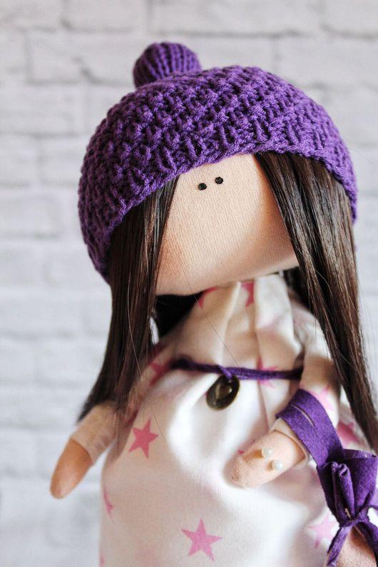 Куклы тыквоголовки ручной работы. Ярмарка Мастеров - ручная работа. Купить Интерьерная кукла.. Handmade. Ручная авторская работа