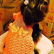 Для домашних животных, ручной работы. Ярмарка Мастеров - ручная работа Платье летнее. Handmade.