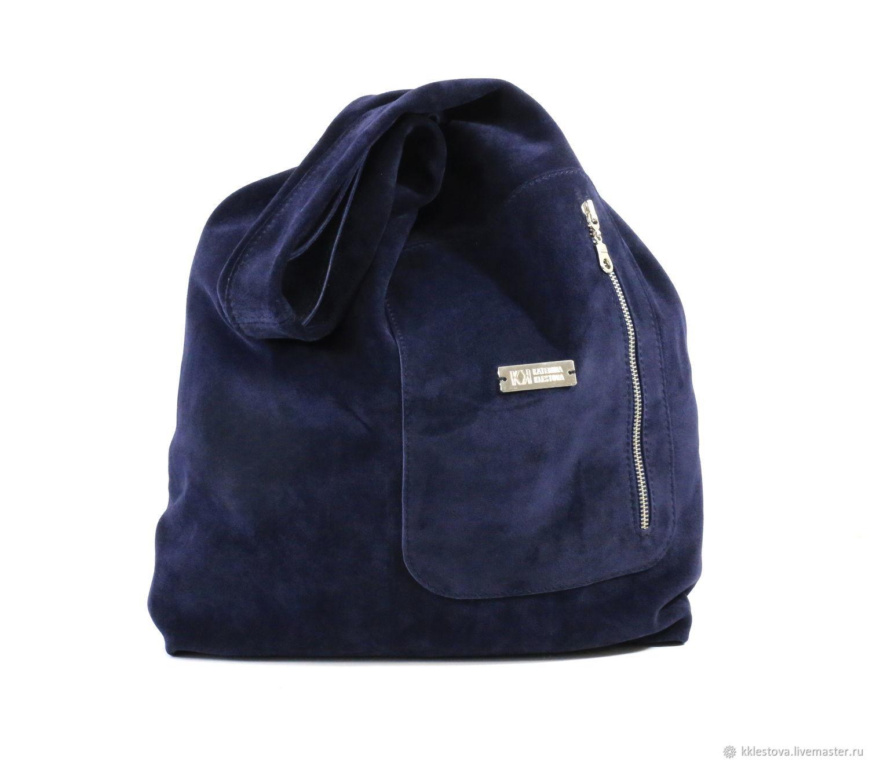 Bag shopper leather suede Bag large bag shopping Bag shopper Bag t-shirt, Sacks, Moscow,  Фото №1