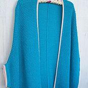 Одежда ручной работы. Ярмарка Мастеров - ручная работа Карамельный кардиган. Handmade.