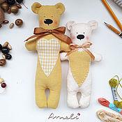Куклы и игрушки handmade. Livemaster - original item Personalized gift Mini bear. Handmade.
