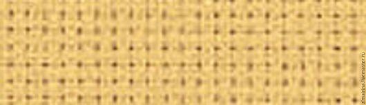 Вышивка ручной работы. Ярмарка Мастеров - ручная работа. Купить 14 ct. Aida 3706 Zweigart цвет 2024 Brass канва для вышивания. Handmade.