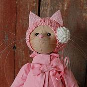 Куклы и игрушки ручной работы. Ярмарка Мастеров - ручная работа Кошечка Vivica. Handmade.
