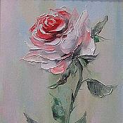Картины и панно handmade. Livemaster - original item Tea rose. Handmade.