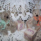 Куклы и игрушки ручной работы. Ярмарка Мастеров - ручная работа Крош  и Ник. Handmade.