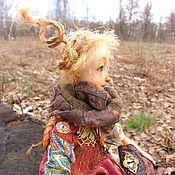 Куклы и игрушки ручной работы. Ярмарка Мастеров - ручная работа Ангел в дорогу в частной коллекции. Handmade.