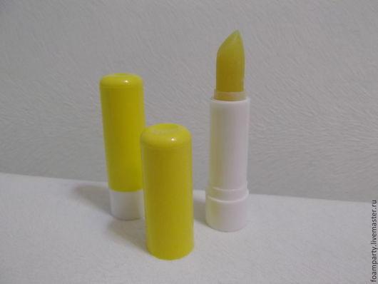 Бальзам для губ ручной работы. Ярмарка Мастеров - ручная работа. Купить Бальзам для губ. Handmade. Белый, уход за губами