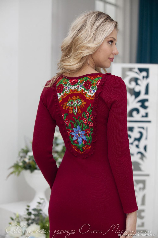 Dress 'Kupava', Dresses, St. Petersburg,  Фото №1