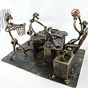 Сувениры и подарки handmade. Livemaster - original item Director of Vtorchermet. Handmade.