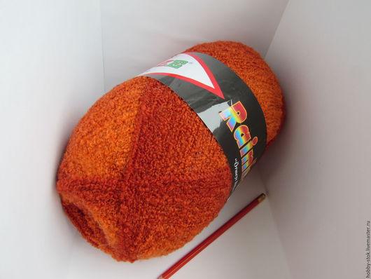 Вязание ручной работы. Ярмарка Мастеров - ручная работа. Купить Буклированная пряжа Alize Rainbow 350 гр.. Handmade.