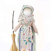 Куклы и игрушки ручной работы. Ярмарка Мастеров - ручная работа Кукла оберег Метлушка (очистительная). Handmade.