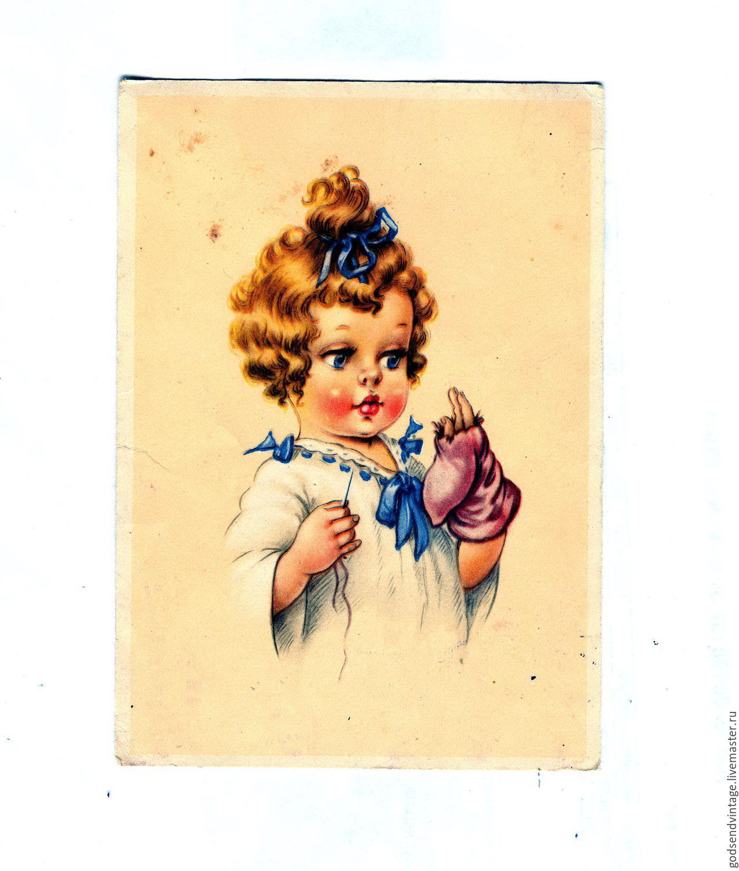 Продам открытки немецкие 40-х годов