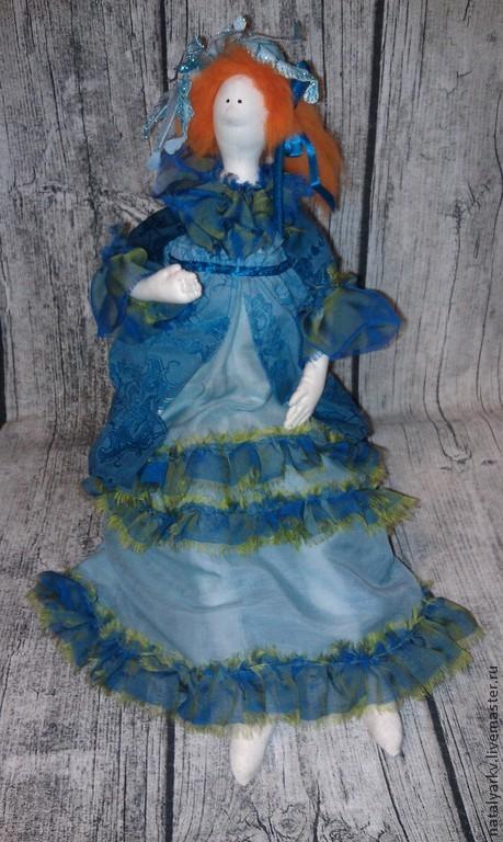 Куклы Тильды ручной работы. Ярмарка Мастеров - ручная работа. Купить Коллекционная кукла ручной работы. Текстильная кукла. Handmade.
