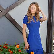 handmade. Livemaster - original item Knitted dress
