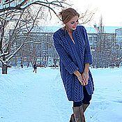 Кардиган-пальто .