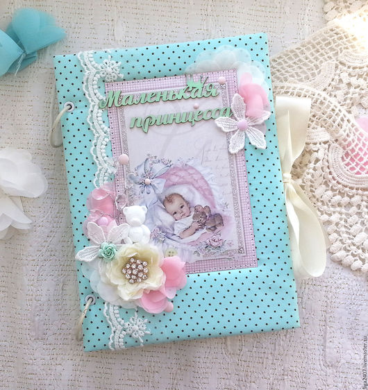 Блокноты ручной работы. Ярмарка Мастеров - ручная работа. Купить Мамин дневник для девочки. Handmade. Мамин дневник, блокнот с нуля
