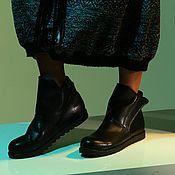 Обувь ручной работы handmade. Livemaster - original item Demi boots 8d-46 (СЧ). Handmade.