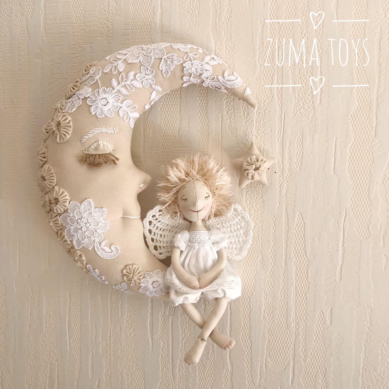 Ангел на луне, Элементы интерьера, Зеленоград,  Фото №1