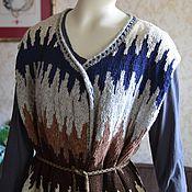"""Одежда ручной работы. Ярмарка Мастеров - ручная работа Кардиган вязаный """"Haapsalu"""". Handmade."""