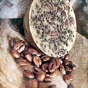 Мыло ручной работы. Ярмарка Мастеров - ручная работа Мыло Кофе и молоко. Handmade.