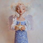 """Куклы и игрушки ручной работы. Ярмарка Мастеров - ручная работа Ангелочек """"Заветное желание"""" (на заказ). Handmade."""